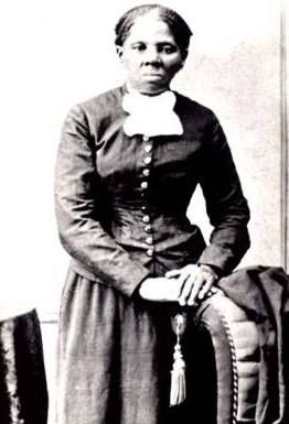 Harriet Tubman's dedication and sacrifice helped almost 300 people reach freedom from slavery. I honor her life and admire her strength.