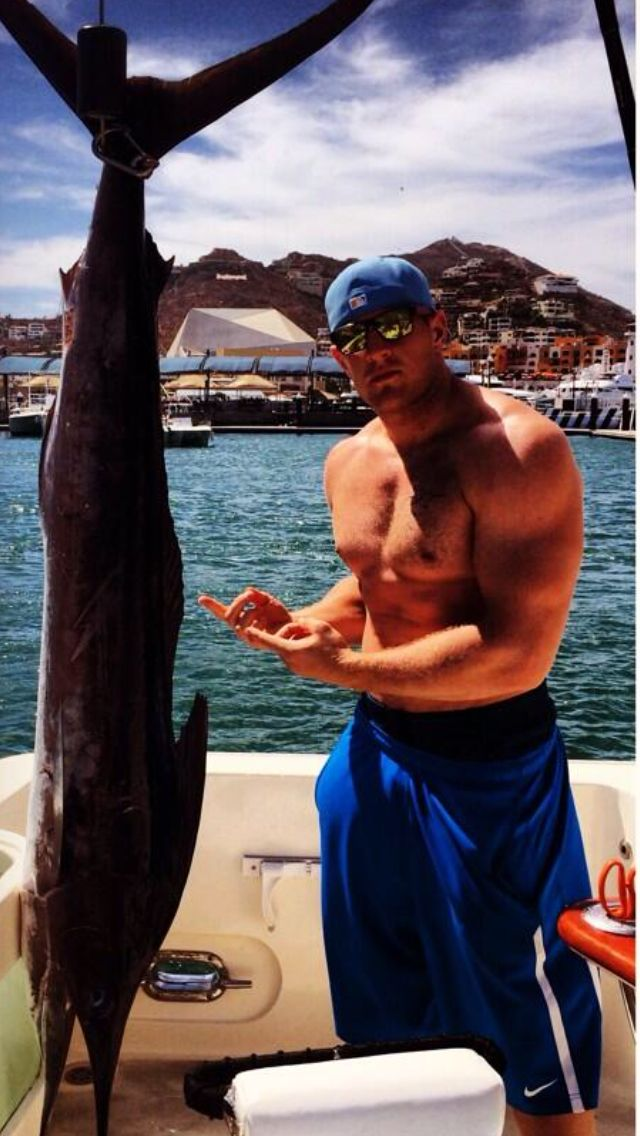 JJ WATT Shirtless. You're welcome.