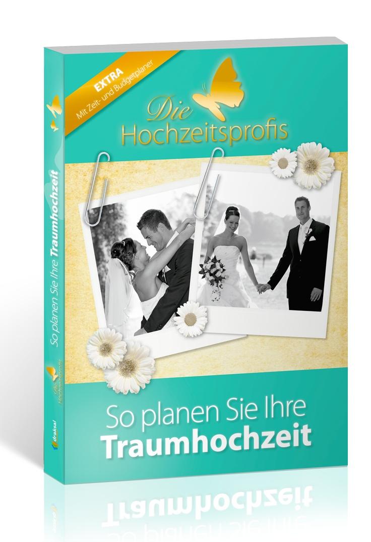 Der ultimative Ratgeber zur Hochzeitsplanung: 10 Bücher in einem! Hochzeitsplaner, Checklisten, Budgetplaner und vieles mehr, ISBN 9783862430802 überall im Buchhandel http://www.expertenwissen-fuer-alle.de/shop/Besser-leben/So-planen-Sie-Ihre-Traumhochzeit.html