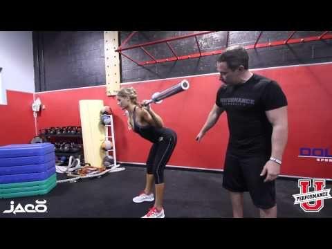 Good Mornings - Barbell Good Morning Exercise - YouTube
