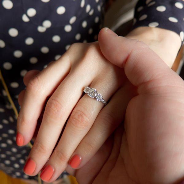 Engagement ring tiffany on hand  153 besten Tiffany Bilder auf Pinterest | Schmuck, Tiffany und Co ...