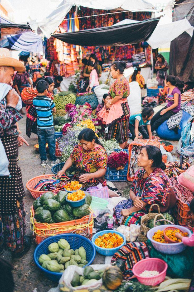 I'm dreaming of Guatemala. Xela to be exact. ❤