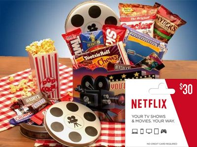 Chance to Win a You're a Superstar Movie Gift Box with $30 Netflix Gift Card Sweepstakes -- Ends Sunday! ENTER Today at www.kudosz.com