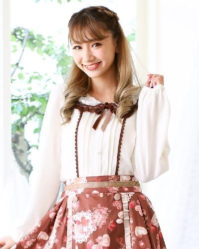 a808d86ebdb90 シフォンレースブラウス | LIZ LISA(リズリサ)公式通販 | Tokyo Kawaii Life