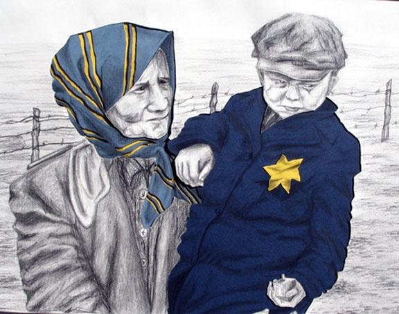 Art and the Holocaust Please Follow Us @ https://www.pinterest.com/jewishcalendar
