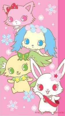 86 best images about jewel pet on pinterest - Jewelpet prase ...