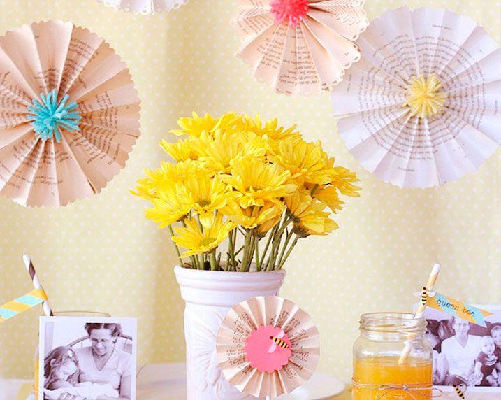 Queen Bee Mother's Day Brunch www.fiskars.com