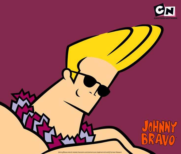 10+ images about johnny bravo on Pinterest | T shirts ...