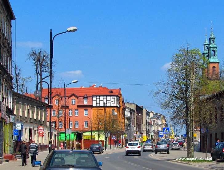 Ul. Bytomska - Piekary Śląskie