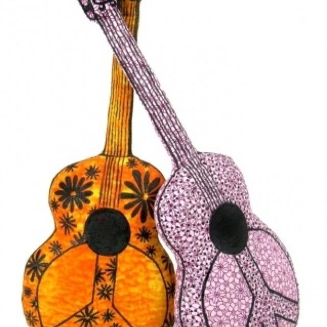 cool guitar cases music pinterest. Black Bedroom Furniture Sets. Home Design Ideas