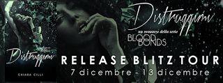 """Bookmarks are reader's best friends : Release Blitz: """"Distruggimi"""" di Chiara Cilli + Rec..."""