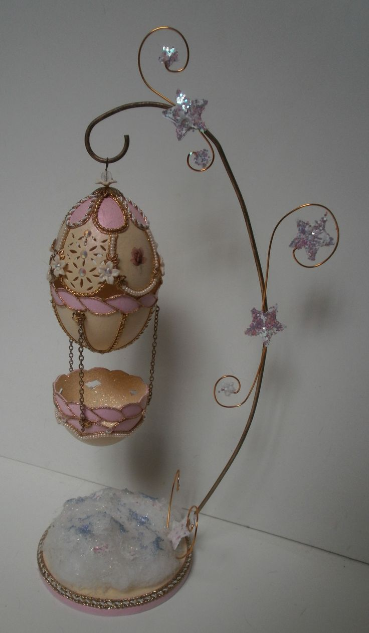 Globo Aerostático - Huevo de ganso