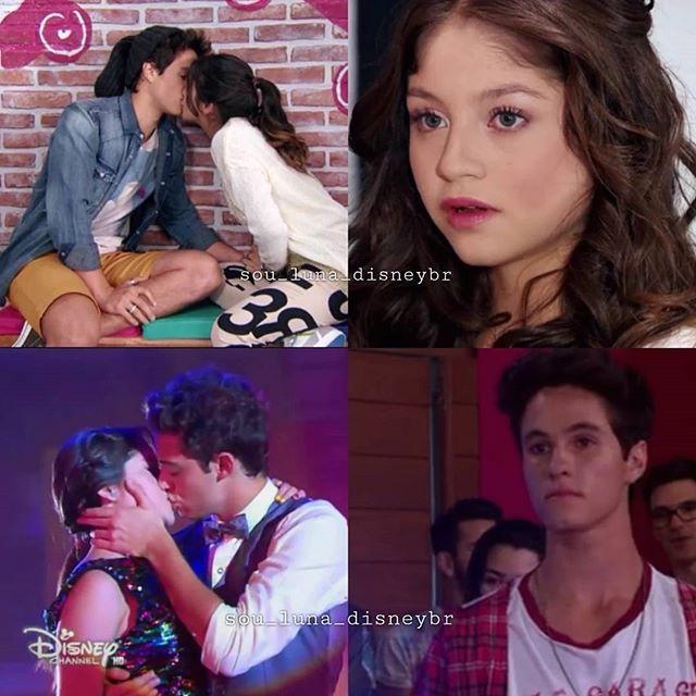 Luna ahora sabes lo que sintió Simón cuando te vio con Mateo:-( :'(