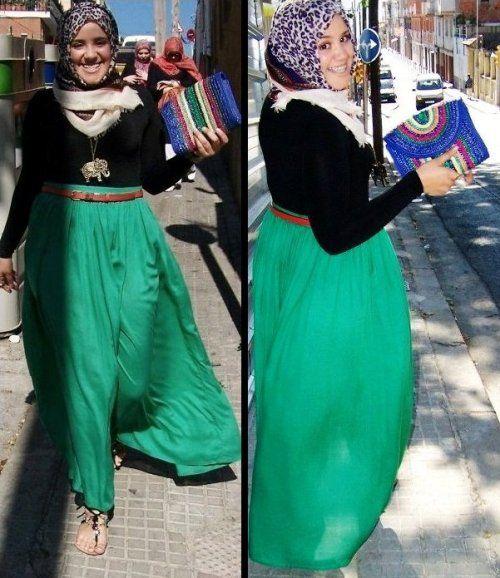 Fashion Anak Medan: Tips Memilih Baju Muslim Untuk Wanita Yang Gemuk