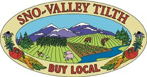 Sno-Valley Tilth actively supports organic and sustainable food production practices throughout the Snoqualmie and Snohomish watersheds