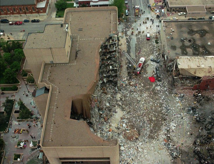 Remembering the Oklahoma City bombing 20 years later - Yahoo News