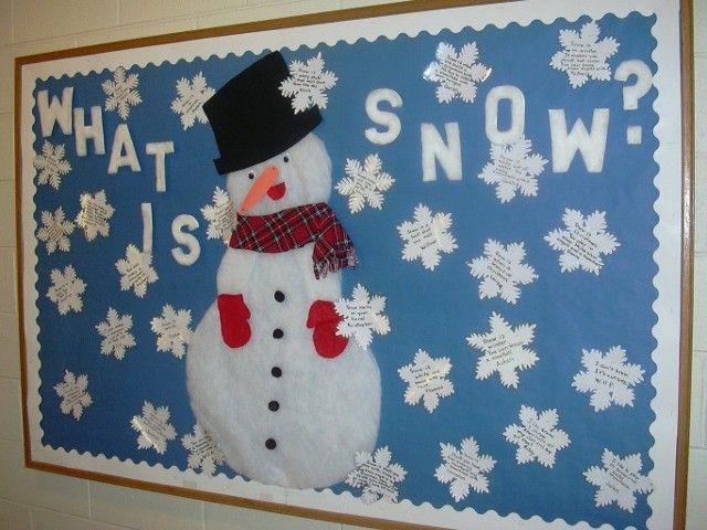 Winter Holiday Bulletin Board Ideas | BulletinBoard2