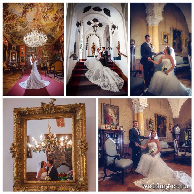 Beautiful interiors of Konopiste castle. It's one of the most interesting places for your wedding in Czech Republic.