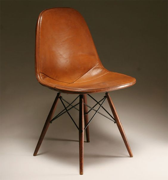 retro dining table and tan leather chairs - Google Search