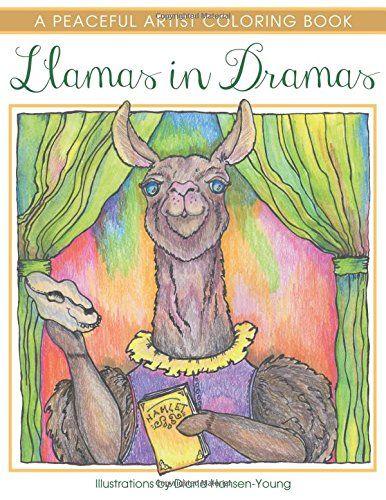 Llamas in Dramas: A Peaceful Artist Coloring Book by Dian... https://www.amazon.com/dp/168230695X/ref=cm_sw_r_pi_dp_x_Te9ZybBQ93TRX