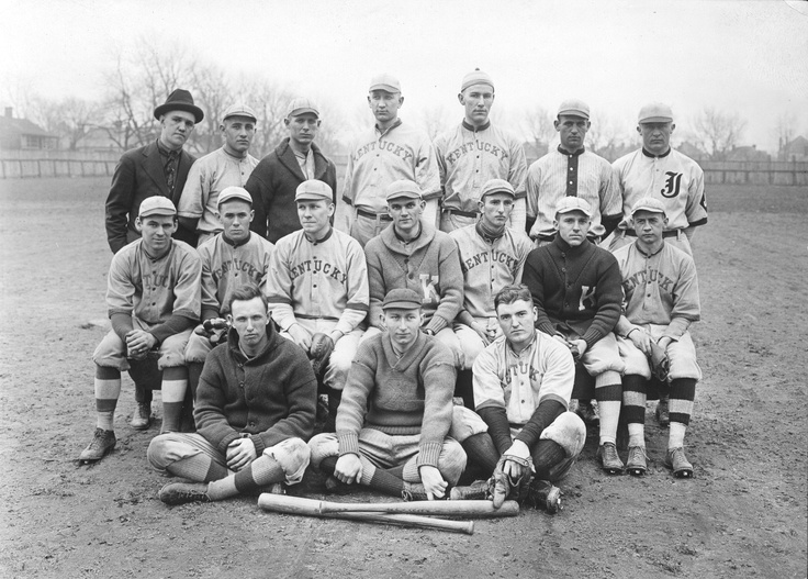 Kentucky baseball club white dress