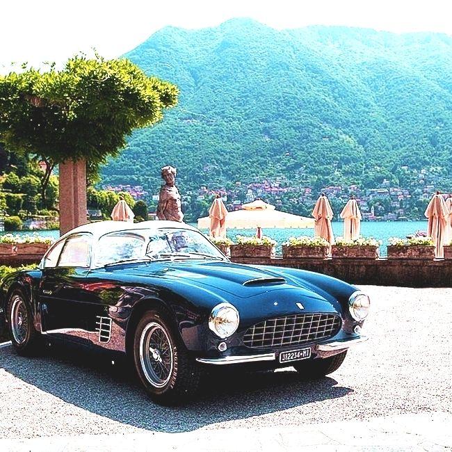 1956 Ferrari 250 GT Zagato TdF Berlinetta