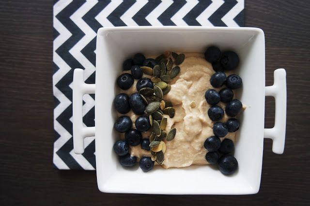 It's pure food: Creamy cashew breakfast
