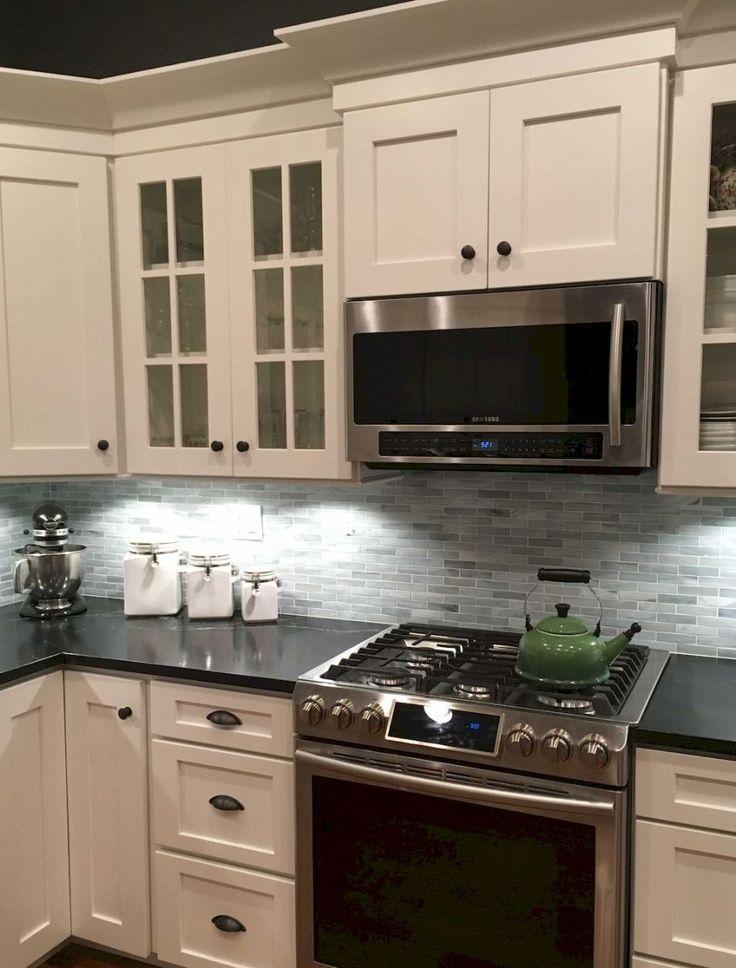 White Kitchen Cabinets Decor Ideas (38)
