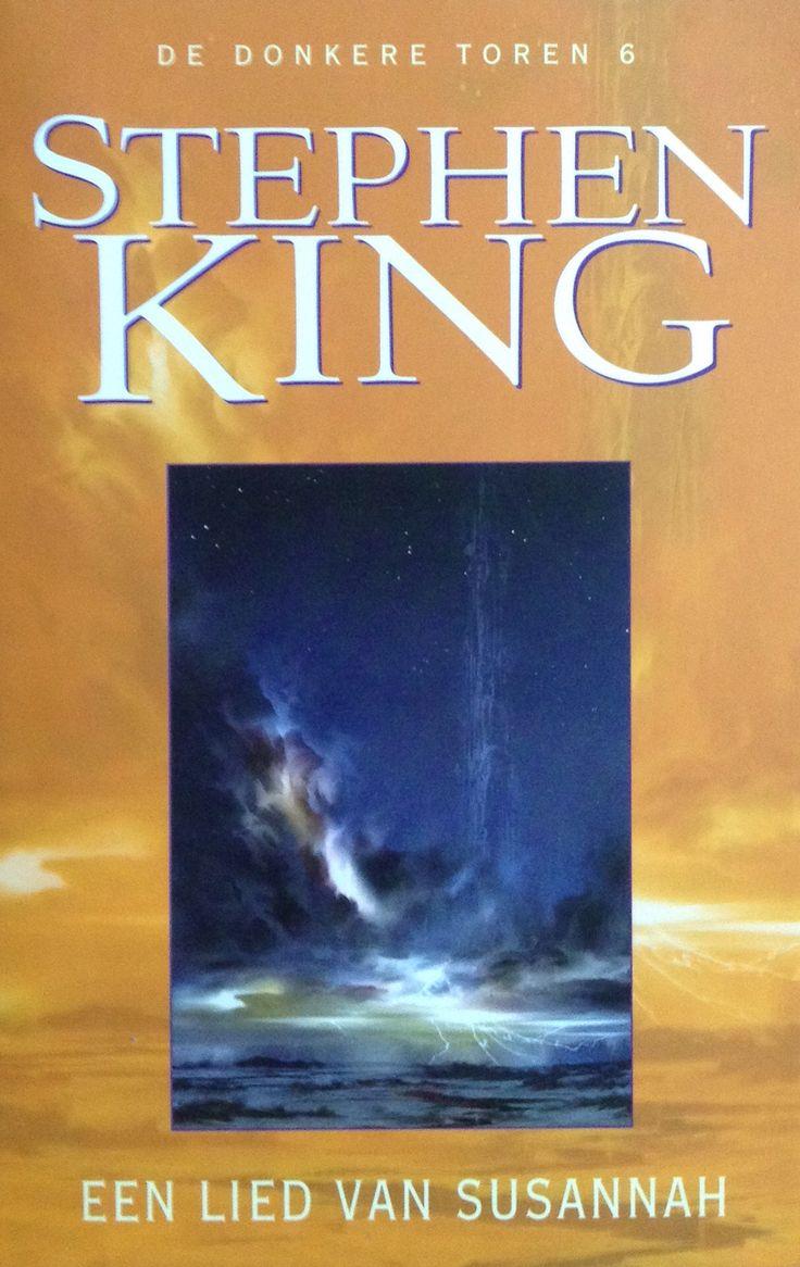 Stephen King: de donkere toren 6, een lied van Susannah