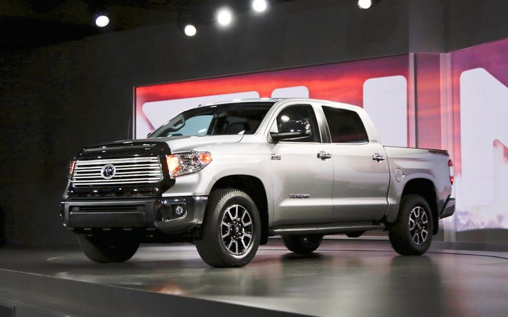 2014 Toyota Tundra First Look - 2013 Chicago Auto Show - Motor Trend