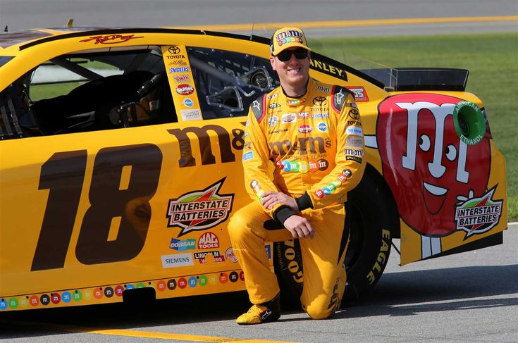 """2016 Season Review: Kyle Busch  By RJ Kraft 