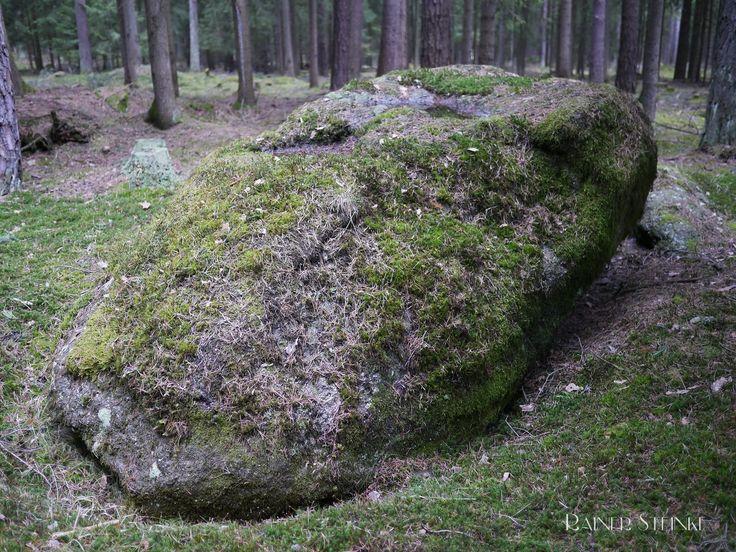Zu Besuch bei Frau Holle - Druidenschüsseln auf dem Fenatsberg im Fichtelgebirge.  Gleich neben dem kleinen Dorf Rauschensteig im Fichtelgebirge erhebt sich der Fenatsberg. Auf dem Gipfel des 605 Meter hohen Berges liegt ein grosser Granit-Fels mit zwei Druidenschüsseln.   Druidenschüsseln sind meist geologisch entstanden wurden aber sicherlich im Laufe der Geschichte für Opfergaben an die Götter verwendet.   Das eigentlich Spannende am Fenatsberg ist der Name in Verbindung mit den…