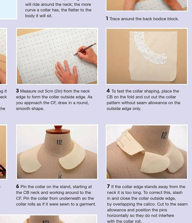 #ClippedOnIssuu from How to use, adapt and design sewing patterns