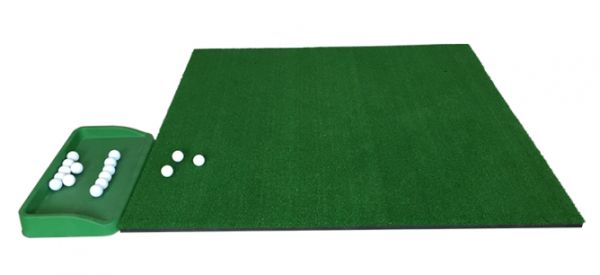 Greenjoy have been focused on selling golf mats for 19 years