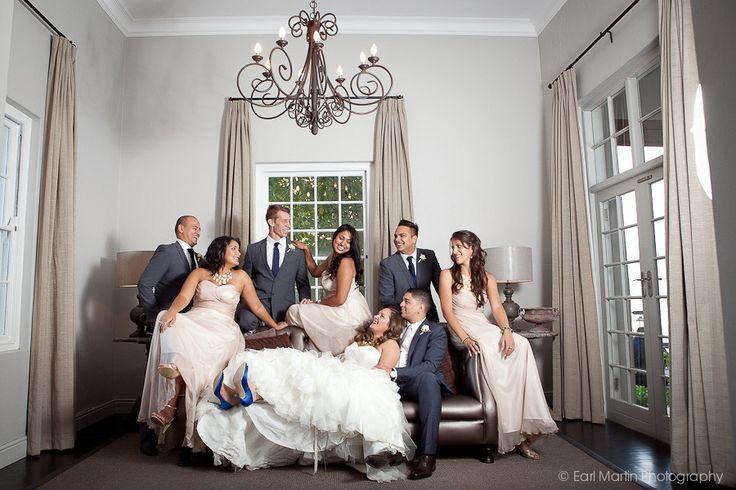 Meagan & Leo's Wonderful Wedding   Nantes Estate.  <3 Blue Manolo Blahniks!