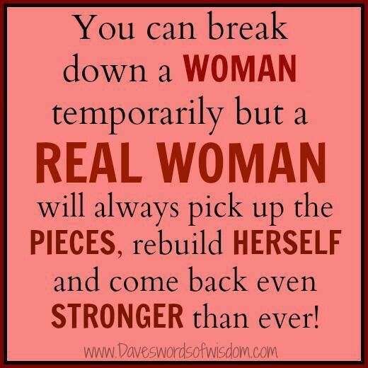 Quotes About Girls: Strength Quotes For Women