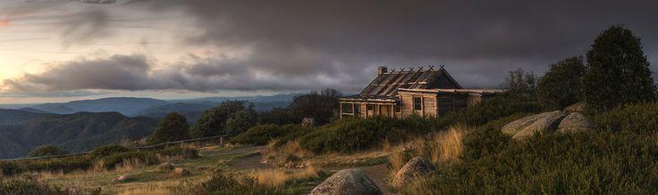 Photo Craig's Hut by Timothy Poulton on 500px