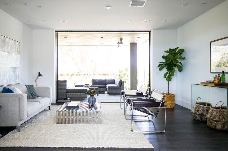 A Modern Retreat in Newport Beach   Rue