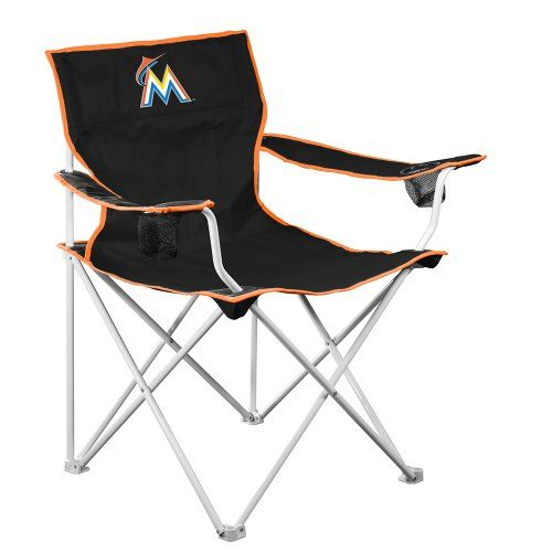 Amazing Miami Marlins Folding Chair
