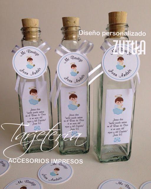 Tzutuha Tarjetería y accesorios exclusivos para eventos sociales: Accesorios personalizados para su eventos: Bautizo...