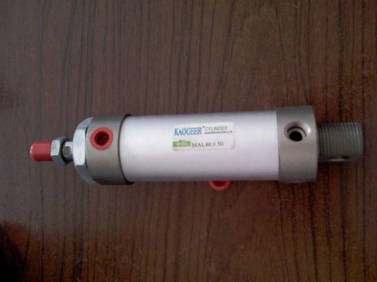Airtac type MAL mini aluminium pneumatic cylinders MAL50X500 #Affiliate