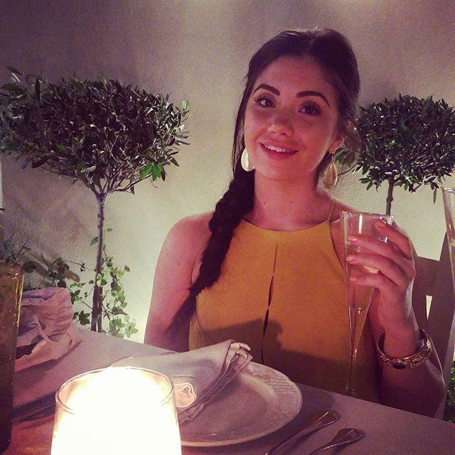 A glass of wine is the answer! #AlanaRestaurant #SeenAtAlana Photo credits: @alexminchin