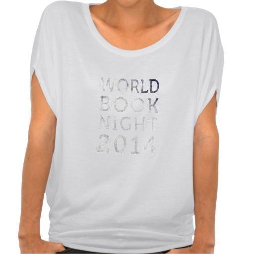 Subtle World Book Night Tee Shirt