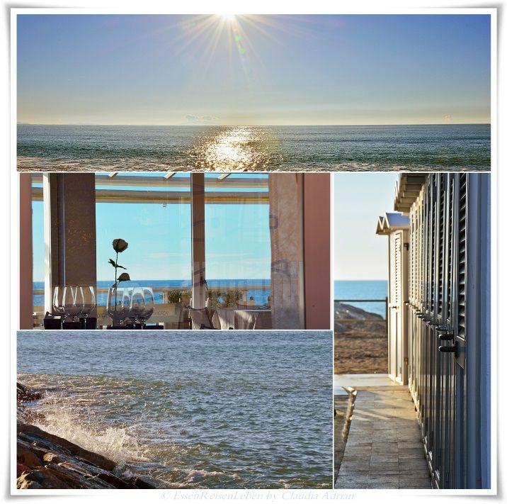 Meerluft schnuppern und den toskanischen Frühling genießen - ein Tag am Meer.  https://www.facebook.com/EssenReisenLeben  #Toskana #Frühling #Primavera #CecinaMare #Urlaub #Ferien #Fewo #Ferienwohnung #Reisen #Meer #EssenReisenLeben