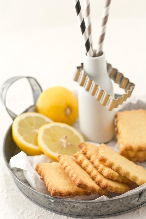 biscotti polenta e limone