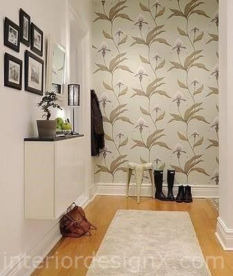 Best 25 Wallpaper for hallways ideas on Pinterest Home