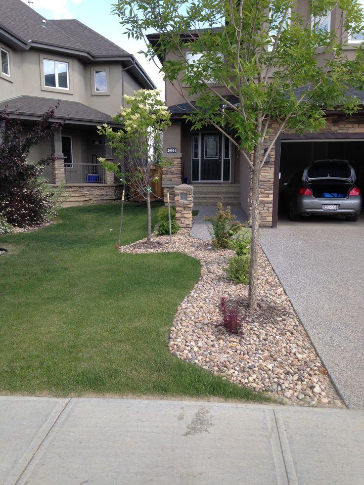 15 Best Images About Aspen Landscape Services Ltd - Edmonton On Pinterest   Large Backyard Wood ...