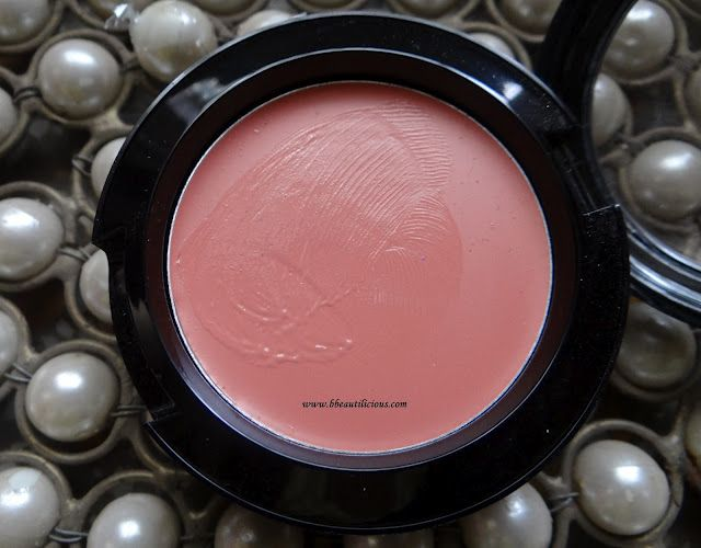 NYX Cream Blush in Rose Petal - I am in love with these cream blushes. They are so well-priced, highly pigmented, and not oily.