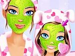 Mommy and Me Makeover Game - GG4U.com