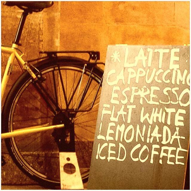 bike&coffee